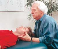 John E. Upledger, DO, OMM, developed CranioSacral Therapy after years of clinical research and testing at Michigan State University