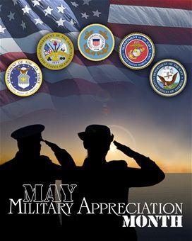 militaryappreciationmonth