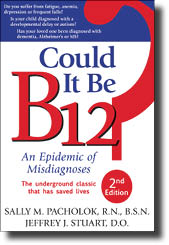Could It Be B12? A Question All Healthcare Providers Need to Ask Themselves: Interview with Sally Pacholok
