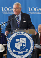 Logan College President George Goodman to Retire in 2013