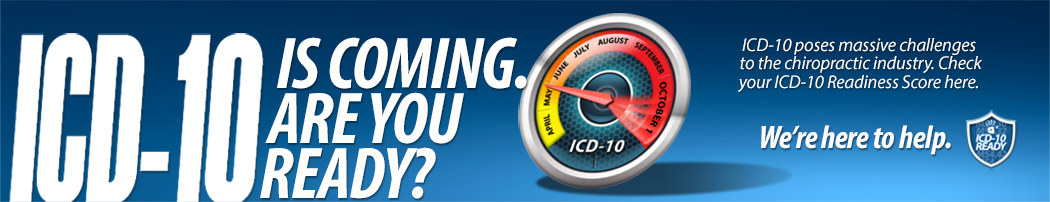 icd 10 chirotouch