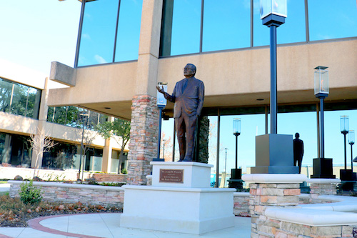 Parker University Celebrates 100th Birthday of its Founder, Dr. Jim Parker